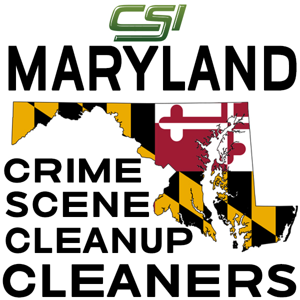 Maryland Crime Scene Cleaners